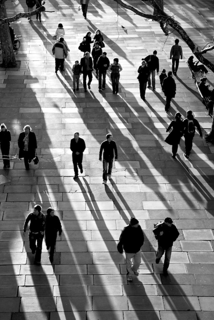 London, street scene