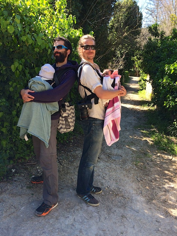 Daddys Tim and Ni Buskett Gardens1